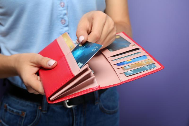 En fördel att betala resan med kreditkort